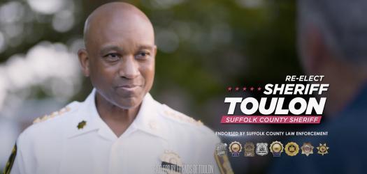 Sheriff Toulon Ad